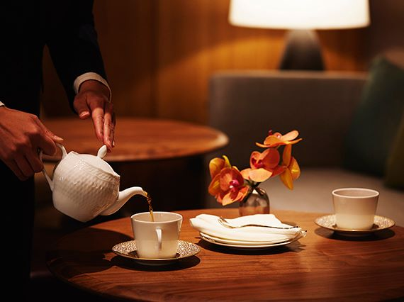 afternoon tea seminar